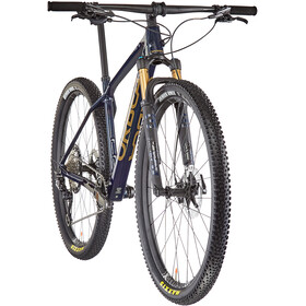 Orbea Alma M-Team carbon blue/gold